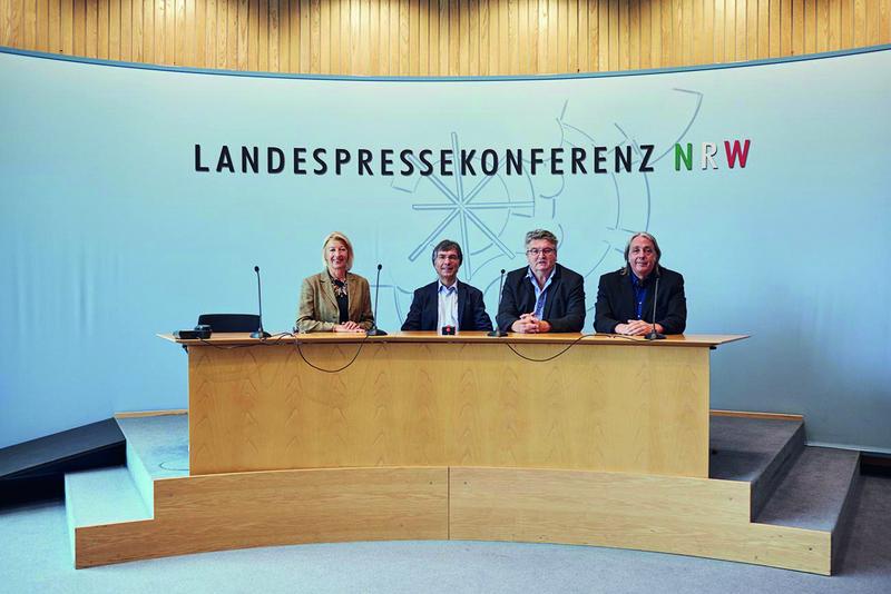 Landespressekonferenz Nrw